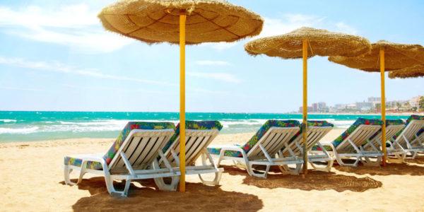strand van spanje